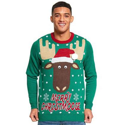 ful jultröja till honom