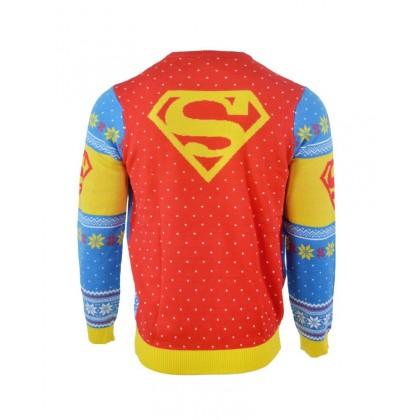 superman jultröja baksida