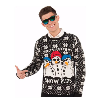 Jultröja snow buds