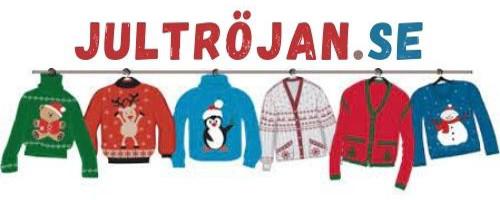 Jultröjor på nätet Logotyp